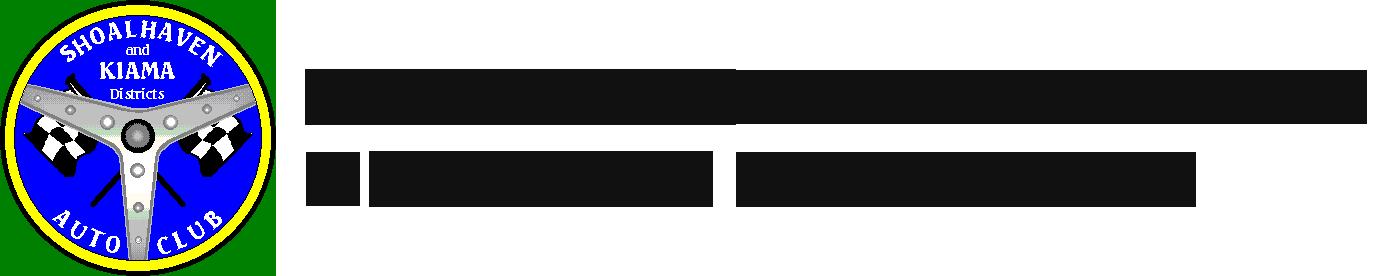 Shoalhaven and Kiama Districts Auto Club
